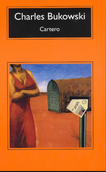 El Cartero libro Charles Bukowski