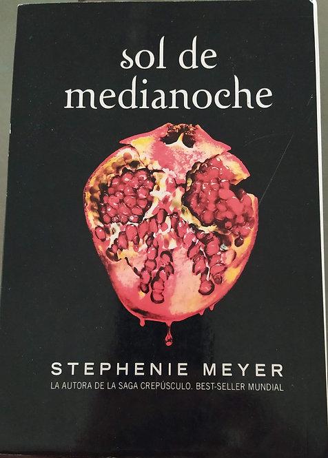 Sol De Medianoche  Autor: Stephenie Meyer