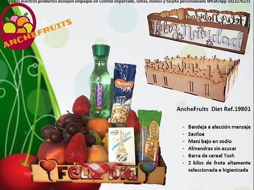 Ancheta Navideña REF Anchefruits Diet