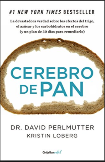 Cerebro de Pan Libro David Perlmutter