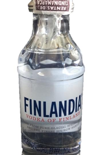 Vodka Finlandia De Colección 50 ml Ref 19101