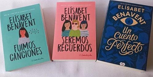 Seremos Recuerdos + Fuimos canciones + Un Cuento Perfecto Elisabet Benavent