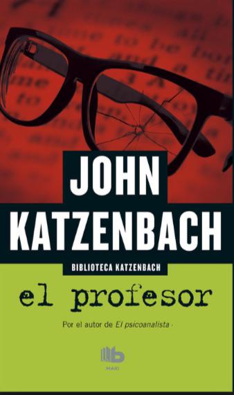 El Profesor libro John Katzenbach