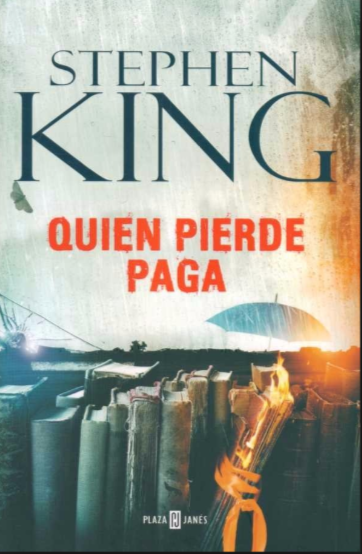 Quien Pierde Paga Libro Stephen King