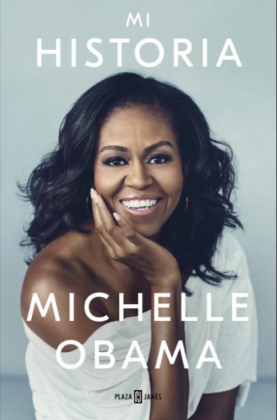 Mi Historia Libro Michelle Obama