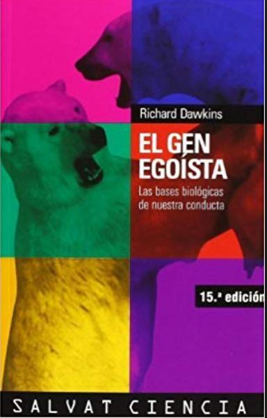 El Gen Egoísta Libro Richard Dawkins