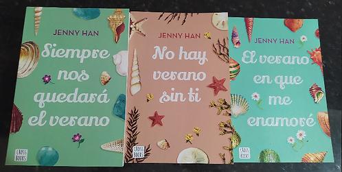 Trilogia Verano (No Hay Verano Sin Ti -El Verano  Libros de  Jenny Han