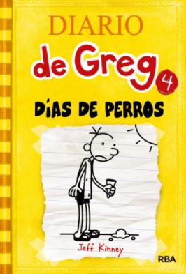 Diario de Greg libro 4 libro: Jeff Kinney