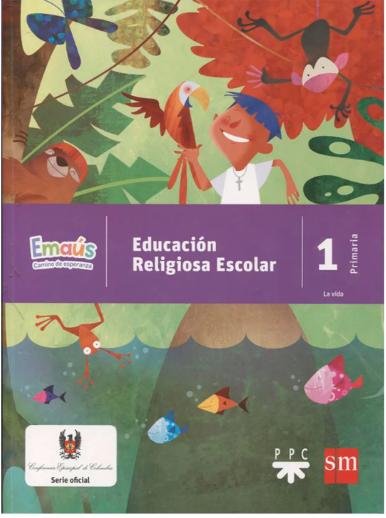 EMAÚS 1. Emaus CAMINO DE ESPERANZA - EDUCACIÓN RELIGIOSA ESCOLAR (copia))