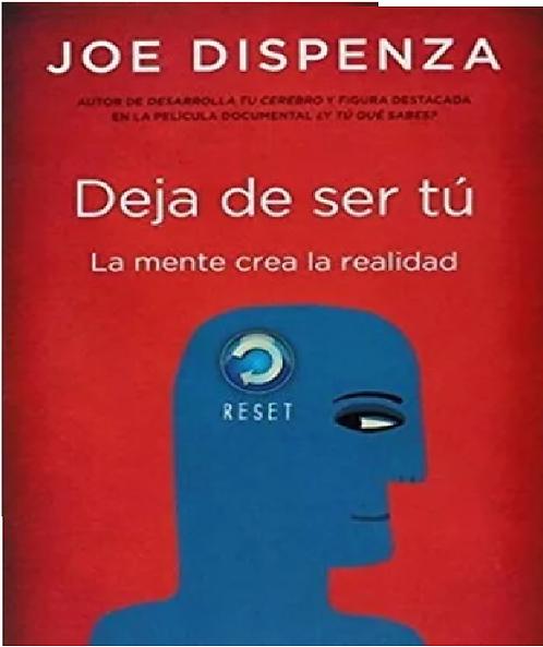 Deja de ser tu  Autor: Joe Dispensa