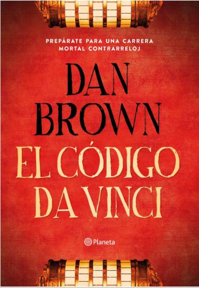 El Códido Da Vinci Dan Brown