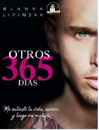 Otros 365 dias libro 3 DNI   - Libro  Blanka Lipinska  Tematica Erotico