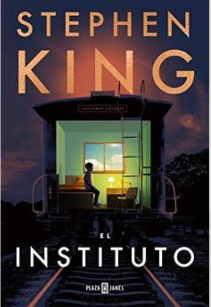 El instituto libro de Stephen Kings