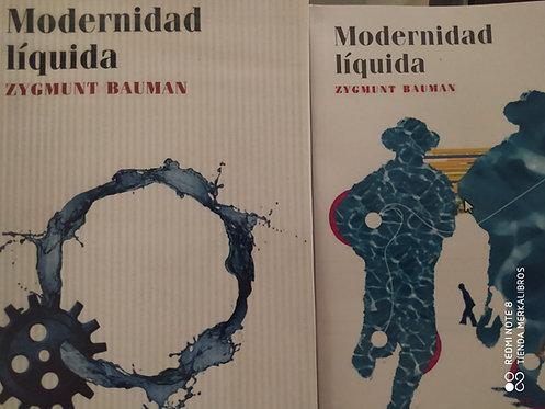 Modernidad Liquida Libro Zygmunt Bauman