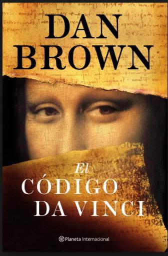 El Código Da Vinci Dan Brown