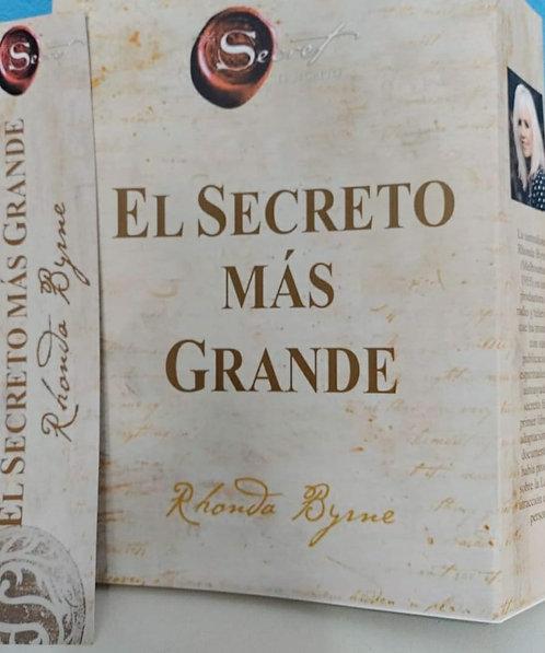 El Secreto Más Grande Autor: Rhonda Byrne
