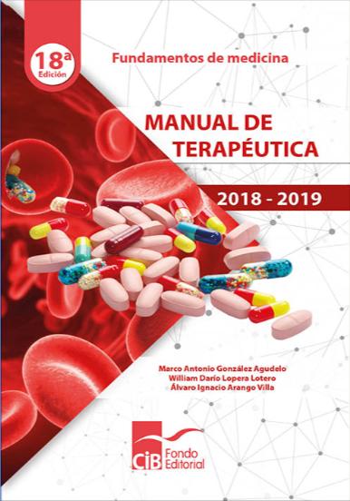 Manual de Terapeutica edición 18 Fundamentos de medicina