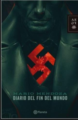 ORIGINAL Diario Del Fin del Mundo Libro Mario Mendoza