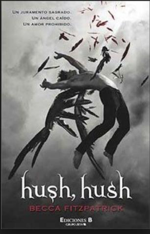 Hush Hush Libro de Becca Fitzpatrick