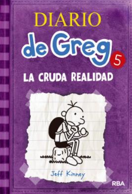 Diario de Greg libro 5 libro: Jeff Kinney