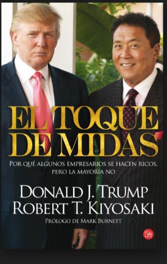 El toque de Midas Libro Robert Kiyosaki
