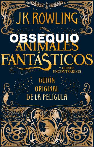 Animales Fantásticos libro: J.K. Rowling libro harry potter 9