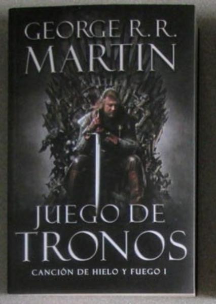 Juego de Tronos Libros George RR Martin