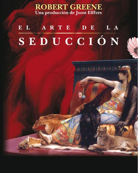 El arte de la seduccion Libro Robert Greene