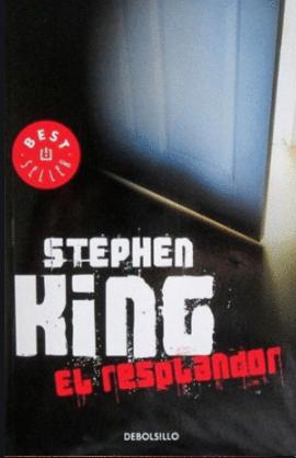 El Resplandor   libro de Stephen Kings
