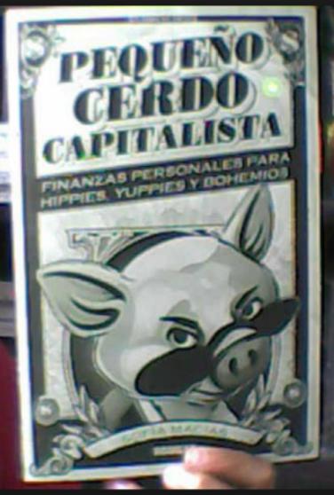 Pequeño Cerdo Capitalista Libro Sofia Macias