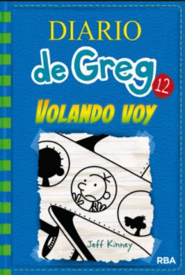 Diario de Greg libro 12 libro: Jeff Kinney