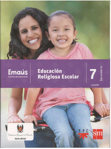 EMAÚS 7. Emaus CAMINO DE ESPERANZA - EDUCACIÓN RELIGIOSA ESCOLAR/copia