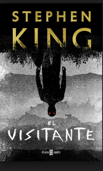 El Visitante libro de Stephen Kings