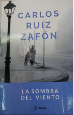 La Sombra Del Viento Libro Carlos Ruiz Zafon