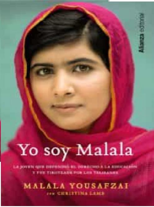 Yo soy malala libro de Malala Yousafzai
