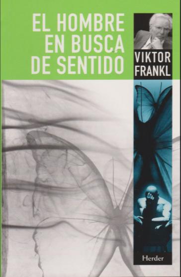 El hombre En Busca de Sentidos libro Viktor Frankl