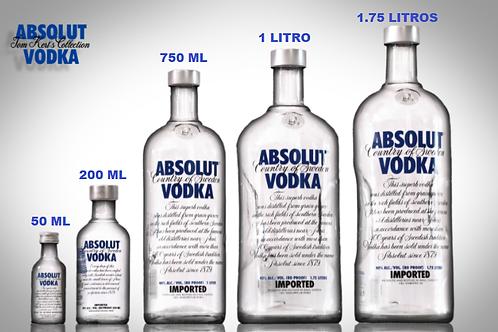 Vodka Absolut De Colección 200 ml Ref 19098