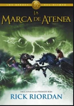 La Marca de Neptuno  Saga Percy Jackson Libro Rick Riordan
