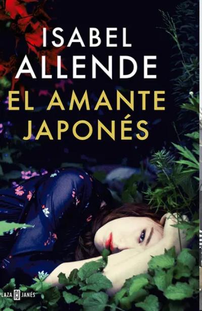 El Amante Japones Libro Isabel Allende
