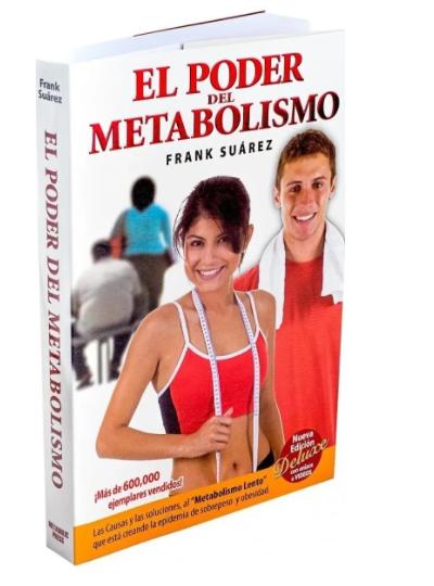 El Poder Del Metabolismo   Autor : Frank Suarez