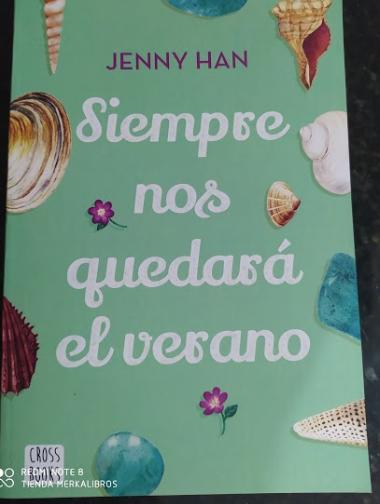 Siempre Nos Quedara El Verano  Trilogia Verano  Libros de  Jenny Han