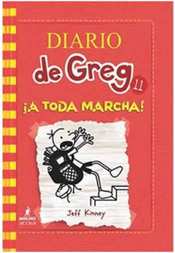 Diario de Greg libro 11 libro: Jeff Kinney