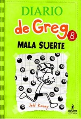 Diario de Greg libro 8 libro: Jeff Kinney
