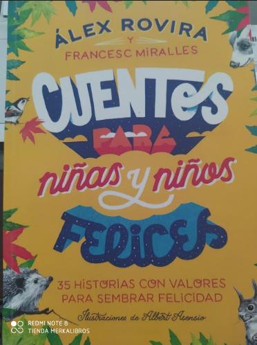 Cuentos Para Niñas y Niños Felices A Color Libro Alex Rovira