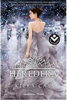 La Heredera Libro 4 Autor: Kiera Cass
