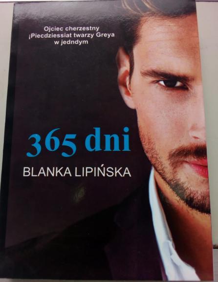 365 DNI 2  - dni Libro  Blanka Lipinska  tematica Erotico