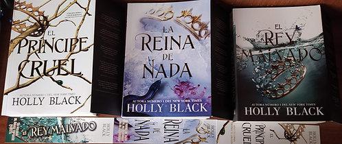 Trilogia El Principe Cruel + Reina De Nada +Rey Malvado