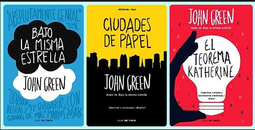 Trilogia Ciudades De Papel Libros John Green