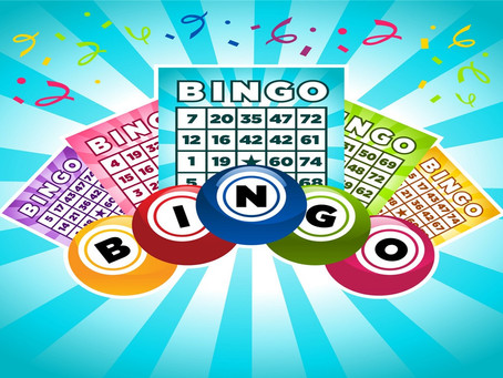 Bingo at St. Als. This coming Wednesday, Oct. 7th!!