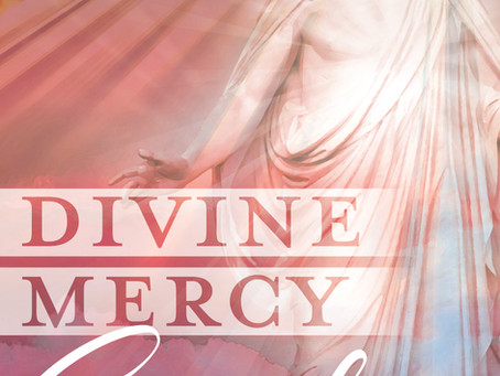 Divine Mercy Sunday Canceled